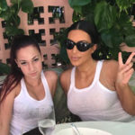 Kim Kardashian & Danielle Bregoli Make Up After Drama During Lunch At Beverly Hills Hotel