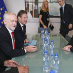 Snapshot of a BREXIT NIGHTMARE: Who Labour would leave to negotiate will make you WEEP