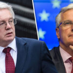 'The line has been drawn!' Brexit negotiations STANDOFF as Brussels make HUGE legal demand