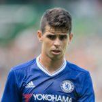 Chelsea announce Oscar transfer