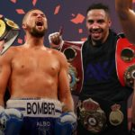 Boxing 2016 Awards: Bellew, Frampton and Fury among winners