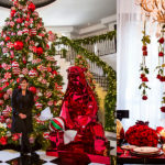 Kris Jenner's Home Decoration for Christmas Is Everything!