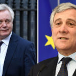 'We will NOT move ONE MILLIMETRE!' EU chief's SHOCK outburst as Brexit tensions boil over