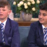 Meet The 12-Year-Old Who Befriended A Syrian Refugee When No One Else Would