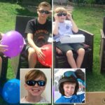 Brothers, 9 And 12, See World In Full Colour For The First Time