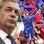 Remoaners HIJACK BBC Last Night of the Proms by handing the audience EU flags