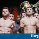 Canelo Álvarez, Gennady Golovkin both make weight ahead of title showdown
