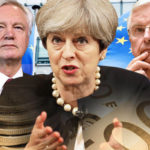 Theresa May 'has already set aside £27bn to pay EU for a three-year transition deal'