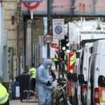 Man arrested over London Tube bombing