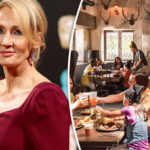 JK Rowling blasted after 'knock-off' Cornish pasties are found at Harry Potter theme park