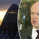 'Frankfurt WILL benefit MOST' Deutsche Bank CEO's shameless revelation on Brexit profiting