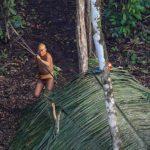 Astonishing photos emerge of ancient Amazon tribe isolated from modern civilisation