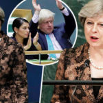 Theresa May threatens to hold back MILLONS from 'bloated'  United Nations