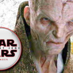 Star Wars 8 The Last Jedi SHOCK: New look at Snoke proves villain is FEMALE?