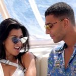 Kourtney K. and Younes Bendjima's Sexy Romance in Pictures