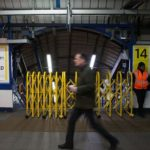 Rail strikes hit services across England