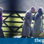 Queen too ill to attend Christmas Day church service