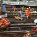 Christmas rail works set to close lines