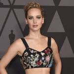 Jennifer Lawrence Reveals Insanely Toned Abs In Daring Crop Top At Governors Awards