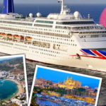 Majorca and Ibiza facing BOYCOT as cruise liners to REFUSE to stop over tourist tax