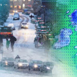UK weather FREEZE: 60 days of HEAVY SNOW as Britain to be plunged into ARCTIC WINTER