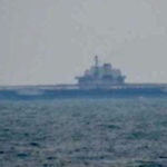 MSDF spots China's first aircraft carrier sailing into the Pacific
