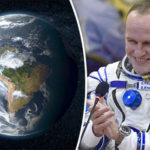 'How can anyone believe this bull****?' Russian astronaut SLAMS flat-Earth theory