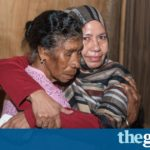 'This is my mum': after 40 years a stolen child finally returns home