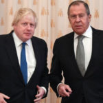 Boris Johnson in Russia: UK-Russo relations at 'a low level' Lavrov warns Britain