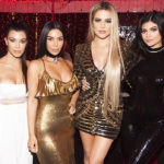 Hottest Kardashian Christmas Party Looks Ever: Kim's Gold Dress & More