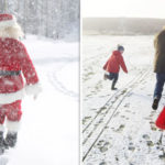 UK weather: Surge in late White Christmas bets as hopefuls back SNOW for Christmas Day