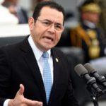 Guatemala to move Israel embassy to Jerusalem