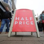Third of Britons descend on Boxing Day sales
