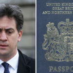 Ed Miliband SLAPPED DOWN as Tories declare blue passport move that 'takes back control'