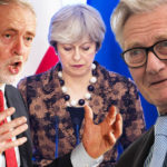 Fury as Heseltine in shock move backs Corbyn to lead Britain instead of Brexit