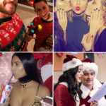 Christmas 2016: See Taylor Swift, The Kardashians & More Stars Celebrate