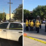 Worker shoots dead two colleagues in 'murder-suicide' at law firm