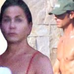 Jennifer Aniston looks tanned and relaxed on Mexican getaway