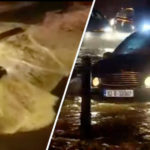Storm Eleanor LIVE: Travel CHAOS as strong winds cause road closures and power outages