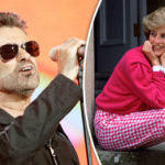 Diana FANCIED George Michael and FLIRTED while still with Charles, shock biography claims