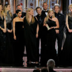 Time's up! Golden Globes stars defiant against abusers
