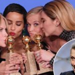 Golden Globes:  Big Little Lies and Three Billboards are big winners