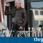 Julian Assange's stay in London embassy untenable, says Ecuador