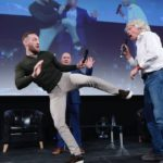 Conor McGregor squares up to Richard Branson in Dublin