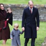 The Royal Babies and Their Lil Christmas Church Outfits Win the Internet Today