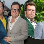 Alan Carr weds partner of ten years Paul Drayton