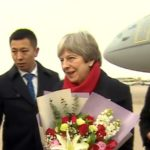 Theresa May says she is 'not a quitter'
