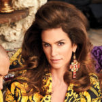 Cindy Crawford on the Power of Gianni Versace and ThatMoment Last Fashion Week