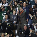Justin Timberlake: Teen Caught On Phone During Super Bowl Halftime Show Turns Into Ultimate Meme