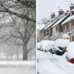 Big freeze WARNING as icy conditions expected to BATTER the UK